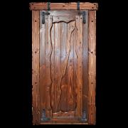 """Дверь межкомнатная """"Крестьянка 2"""""""